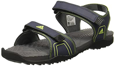 f09ba51cc Adidas Men s Gempen M Trablu Syello Visgre Sandals-10 UK India (44 2 ...