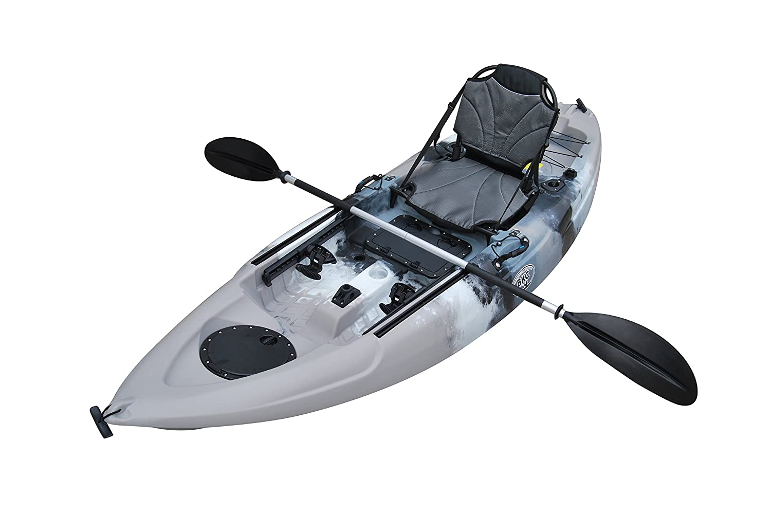 BKC UH-FK285 9.5 Foot Sit kayak
