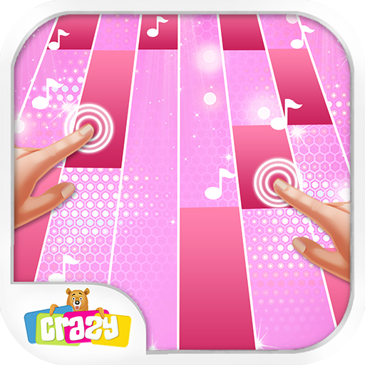 Pink Games (Magic with Pink Piano Tiles – Music Game)
