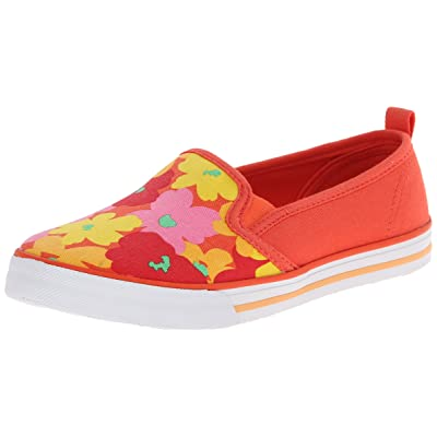 Hanna Andersson Lillian Sneaker Slip-On (Toddler/Little Kid/Big Kid)