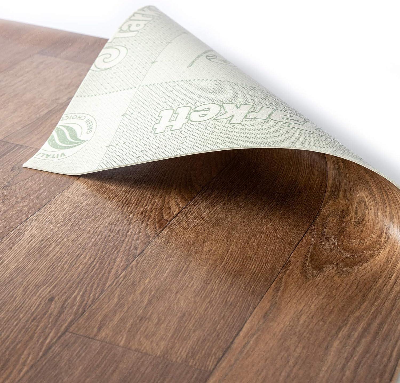 Aspect Ch/êne - 200x1000 cm casa pura Rev/êtement Sol PVC Sol PVC Rouleau Antid/érapant /& 100/% /Écologique Stickers Effet Bois Film Vinyle Pour Meuble /& Sol