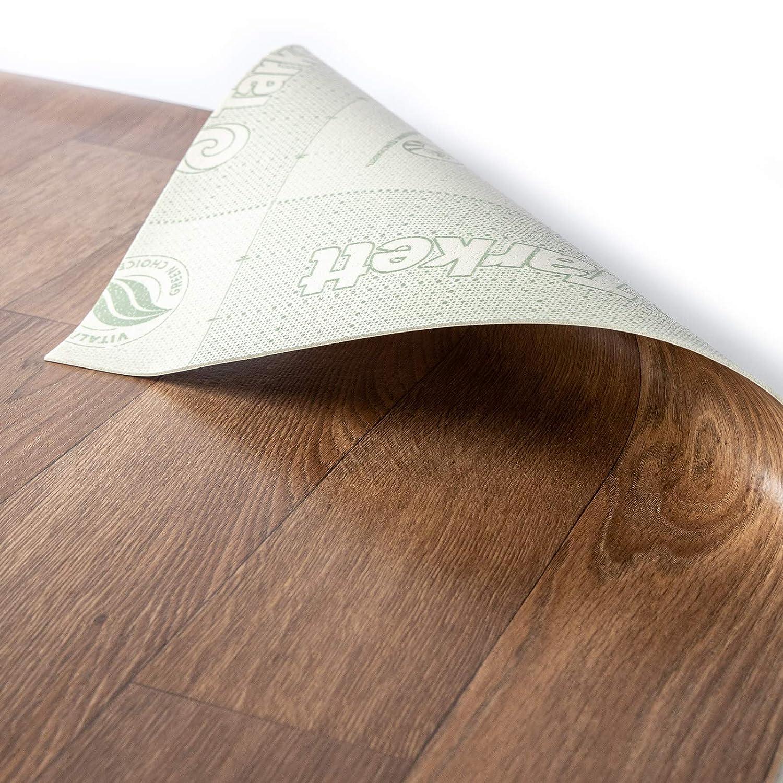 Aspect Ch/êne - 200x600 cm Film Vinyle Pour Meuble /& Sol casa pura Rev/êtement Sol PVC Stickers Effet Bois Sol PVC Rouleau Antid/érapant /& 100/% /Écologique
