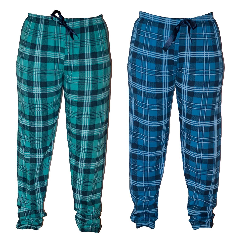 3268294849823 Dazoriginal Bas de Pyjama Femme Pantalon de Pyjama Femmes Coton de detente