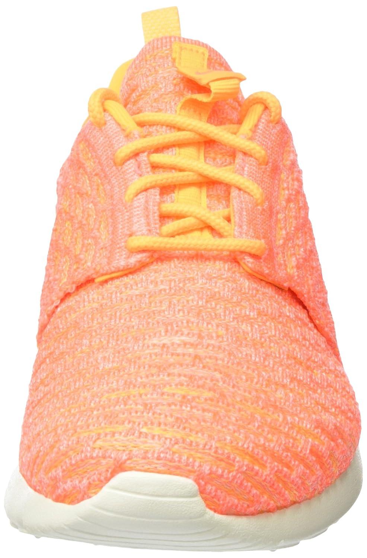 Nike Damen Roshe One One One Flyknit Turnschuhe Laser Orange Bright Mango-Sail) 40.5 EU 35aabe