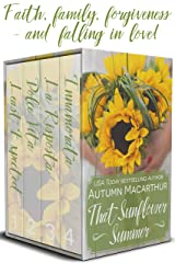 That Sunflower Summer: Faith, family, forgiveness, and falling in love in Tuscany - four clean Christian romances Kindle Edition