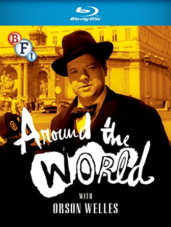 Around the World with Orson Welles [1955]