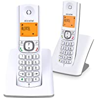 Alcatel F530 Téléphone sans Fil Duo Gris