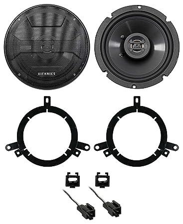 Amazon.com: Hifonics Front Factory Speaker Replacement Kit for 1999-2004 Chrysler 300M: Car Electronics