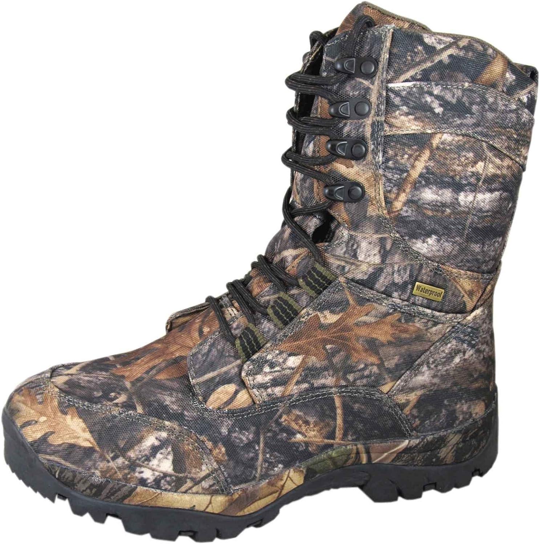 Camo+Hunter+Waterproof+Hunting+Boot