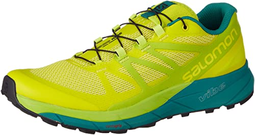 3d9e40061990 Salomon Men s Sense Ride Trail Running Shoes