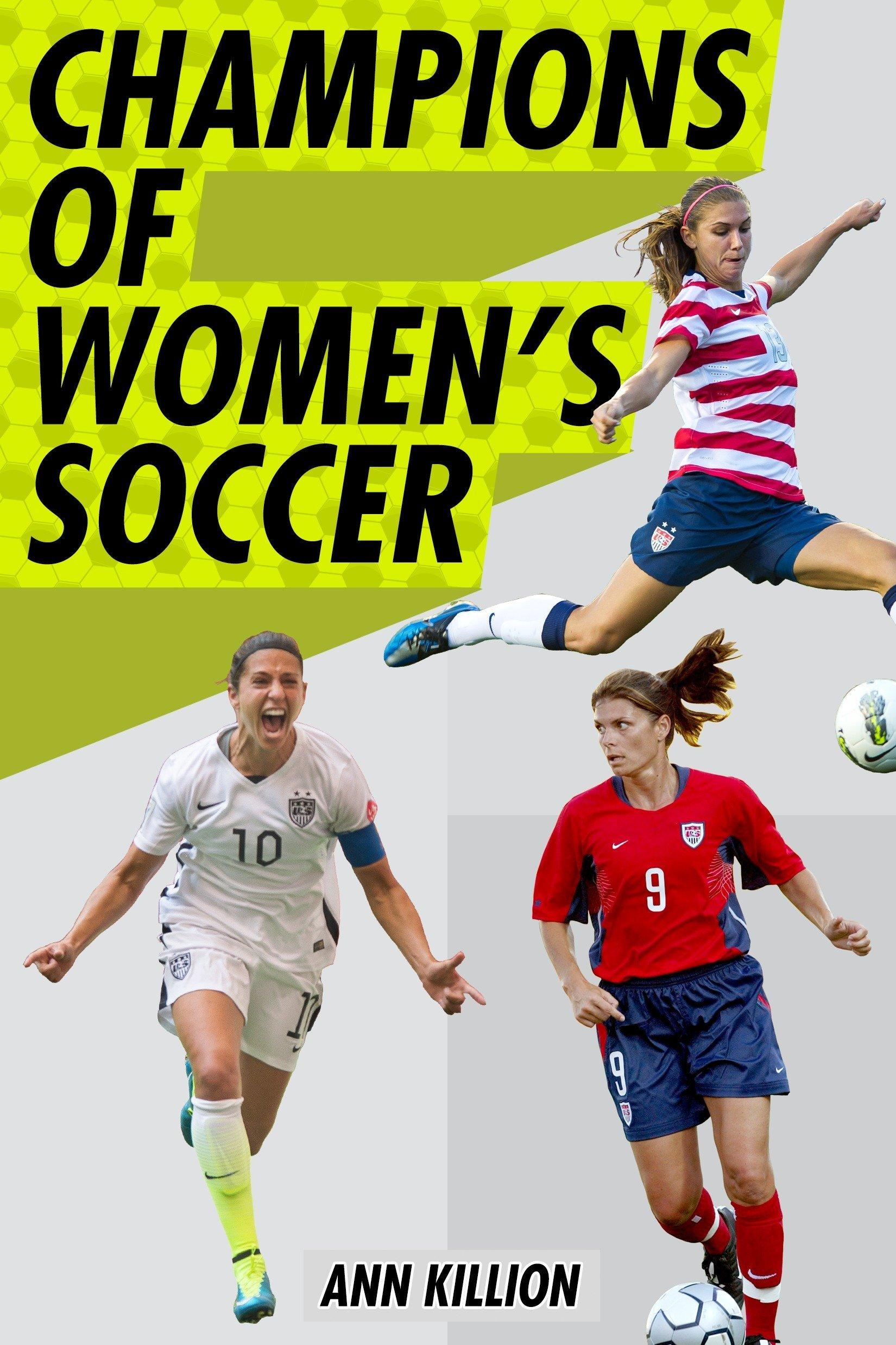 Champions of Women's Soccer