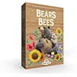 Grandpa Beck's The Bears and The Bees Card Game   A Fun & Strategic Tile-Placement Card Game   Enjoyed by Kids, Teens, & Adul