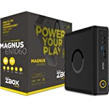 ZOTAC ZBOX MAGNUS EN1060 Gaming Mini PC, Intel Skylake Core i5-6400T NVIDIA GeForce GTX 1060 VR Ready, Whisper Quiet, Ultra Compact, 4K Quad Display No Memory/Storage/OS (ZBOX-EN1060-U)