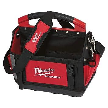 Bolsa de herramientas Milwaukee packout - 40 cm - 4932464085 ...