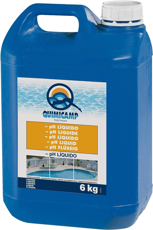 QUIMICAMP 203206 - Ph - liquido 6