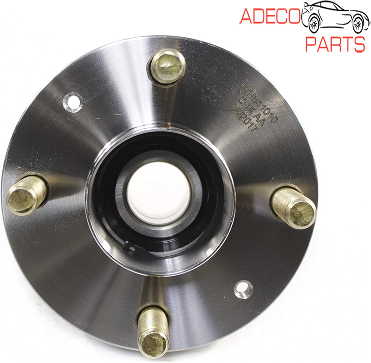 AdecoAutoParts  2 Rear Wheel Bearing and Hub Assembly Replacement ...