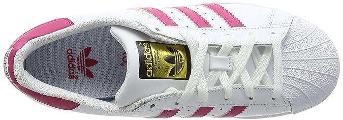 adidas Originals Mädchen Adidas Superstar J Foundation