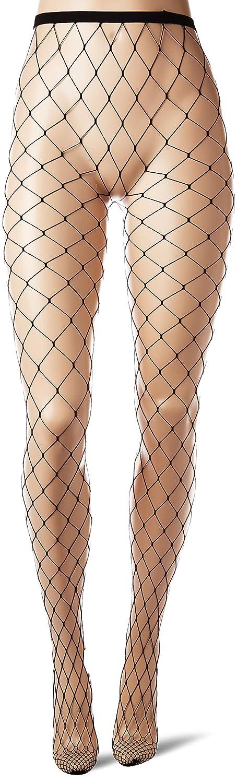 HUE Women's Large Fishnet Tights