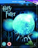 Harry Potter and the Order of the Phoenix (2016 Edition) [Includes Digital Download] [Blu-ray] [Region Free]
