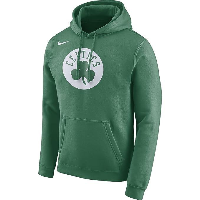 Nike NBA Boston Celtics 2017-2018 Oficial Kyrie Irving, Sudadera con Capucha: Amazon.es: Ropa y accesorios