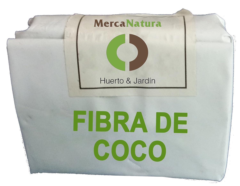 Sustrato de fibra de coco. 3 x 650 gr: Amazon.es: Jardín