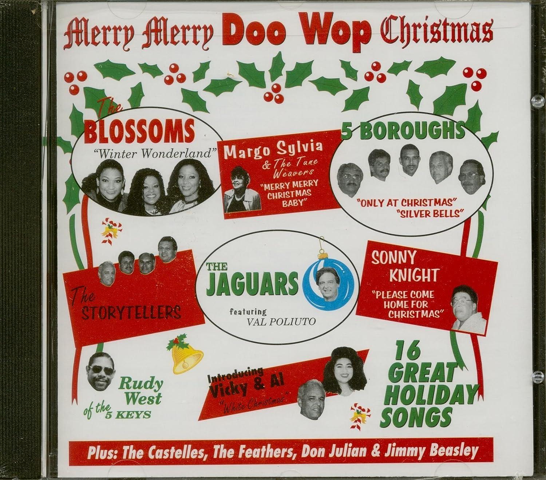 Various Artists Merry Merry Doo Wop Christmas Amazon Music