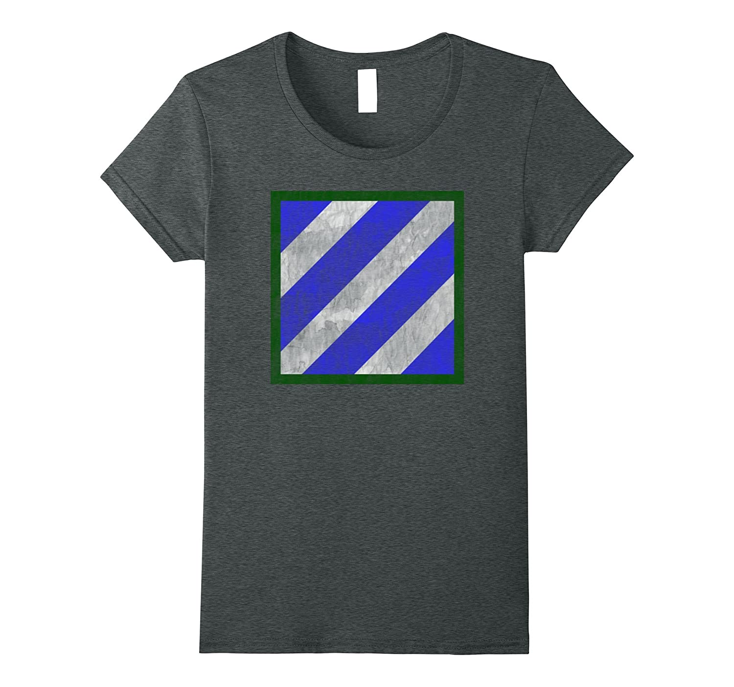 ARMY 3rd INFANTRY DIVISION DISTRESSED T-SHIRT