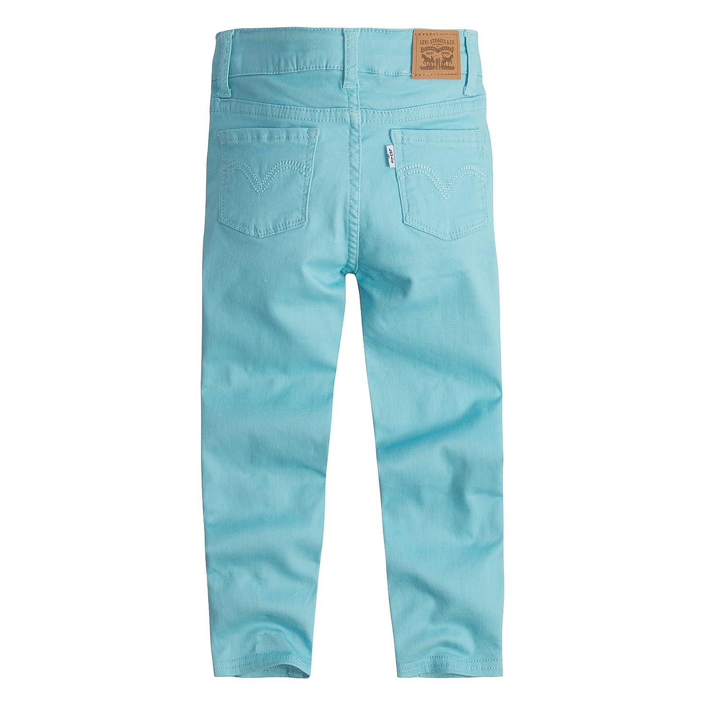 297c6614d5fc Amazon.com  Levi s Girls  710 Super Skinny Fit Soft Brushed Jeans  Clothing
