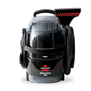 Bissell 3624 Spot Clean Professional Portable Carpet Cleaner