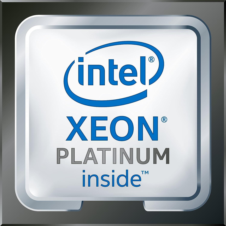 Intel Xeon Platinum 8180 2.5GHz 38.5MB L3 Caja - Procesador (Intel® Xeon®, 2,5 GHz, LGA 3647, Servidor/estación de Trabajo, 14 NM, 64 bits): Amazon.es: ...