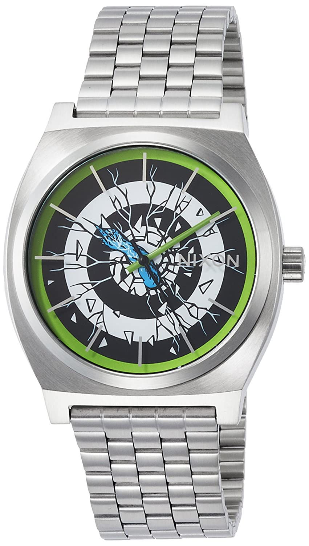 NIXON ニクソン 時計 NA045 B075ZZNVL2 F|2897SilverRoskopp 2897SilverRoskopp F