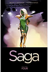 Saga Vol. 4 Kindle Edition