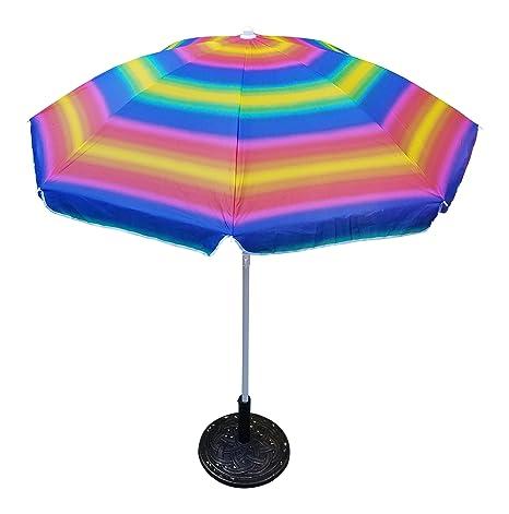 """Das Wohnwerk grande 80 """"playa paraguas con funda de transporte 1,25"""""""