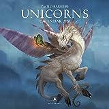 Paolo Barbieri Unicorns Calendar 2020