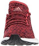 adidas Men's Pureboost, Tactile RED/Dark