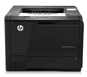 HP LaserJet Pro 400 M401dne Monochrome Printer (CF399A) - (Renewed)