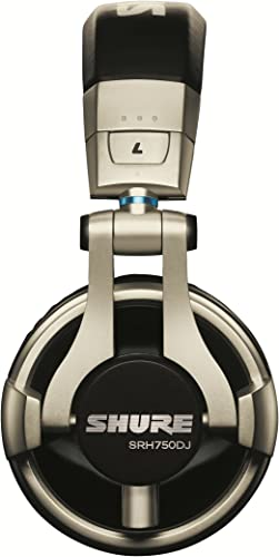 Shure SRH750DJ review