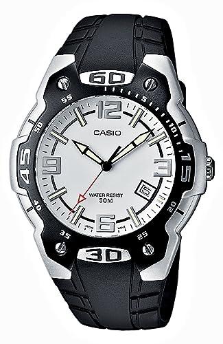 9a8964cfaa05 CASIO Collection MTR-102-7AVEF - Reloj de caballero de cuarzo ...