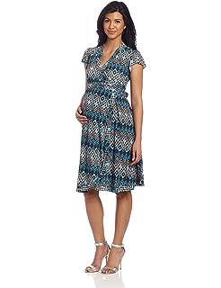 b967747c0607e Everly Grey Women's Kaylee Maternity Dress at Amazon Women's ...