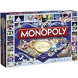 Winning Moves MONOPOLY Disney Classic's - Erlebt spielerisch den Zauber der Disney-Filme! | Gesellschaftsspiel | Familienspiel | Brettspielklassiker |