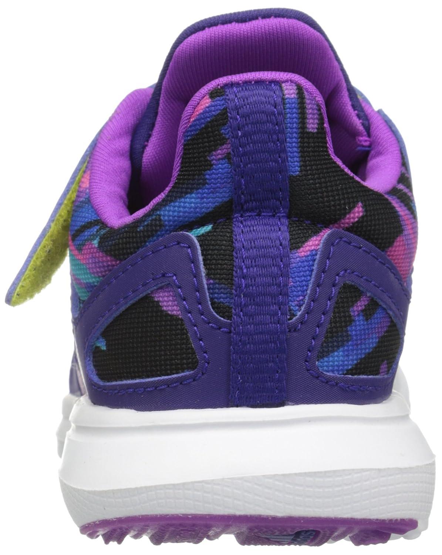 60b876c6790 adidas Performance Hyperfast 2.0 EL K Chaussure de Course à Pied (Little  Kid) - Violet - Collegiate Purple Shock Purple Shock Slime Fabric