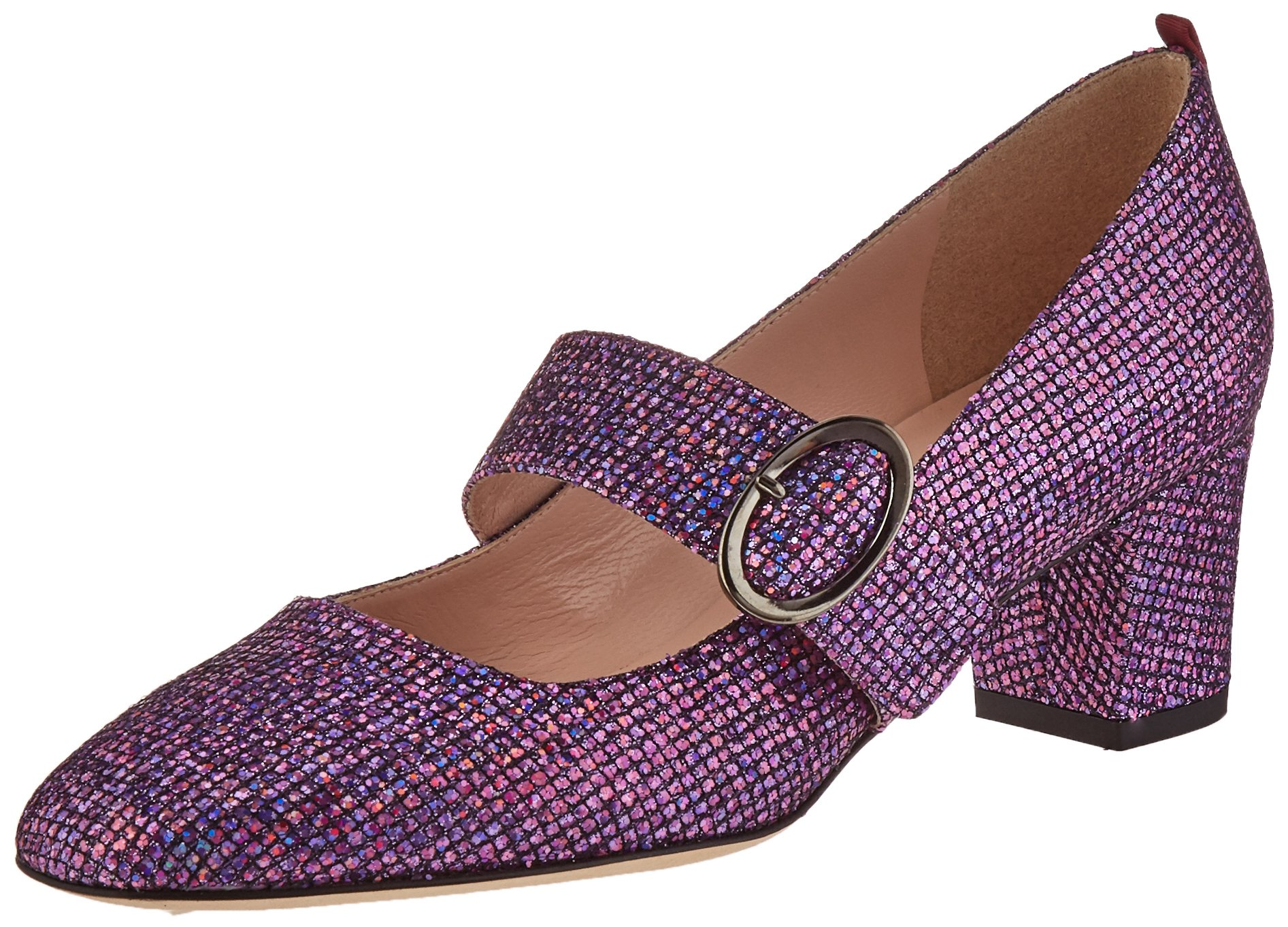 SJP by Sarah Jessica Parker Women's Tartt Dress Pump, Lavender, 37.5 EU/7 B US