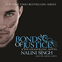 Bonds of Justice: Psy-Changeling, Book 8