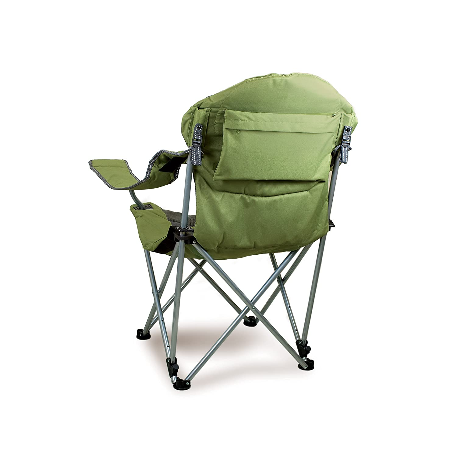 Amazon Picnic Time Portable Reclining Camp Chair Sage