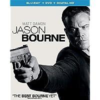Deals on Jason Bourne Blu-ray + DVD + Digital
