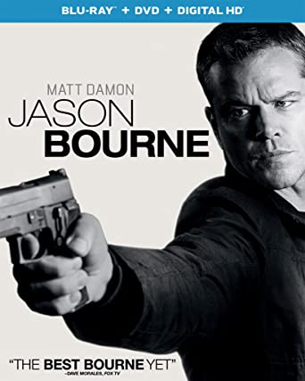 Jason Bourne [Blu-ray]