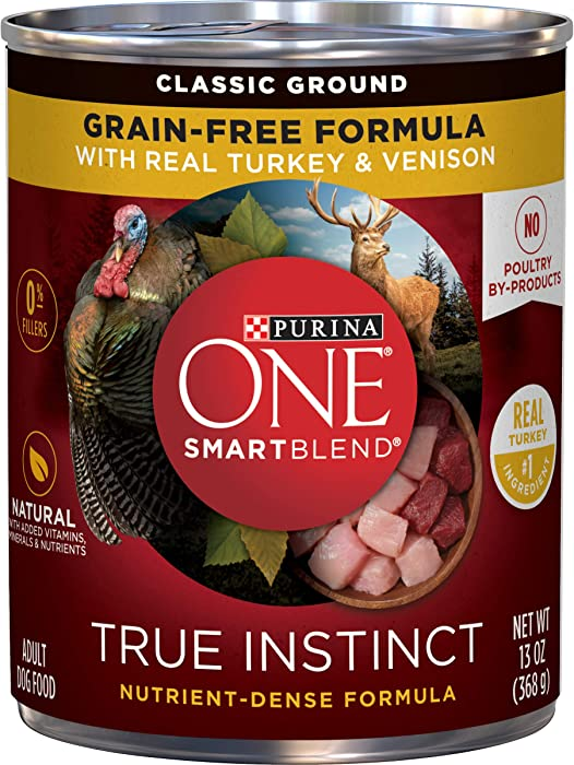 The Best Can Dog Food Grain Free