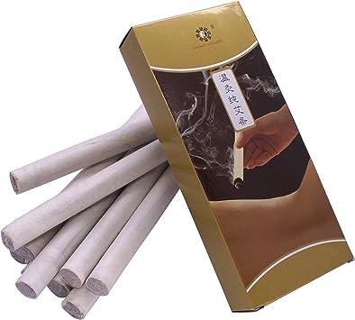 Acu-Life Moxa puro rollos para moxibustión leve (caja de 10 rollos) 10: Amazon.es: Salud y cuidado personal