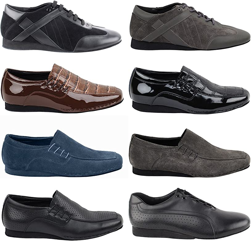 50 Shades Mens Flat Dance Shoes