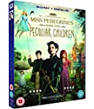 Miss Peregrine's Home for Peculiar Children (Blu-ray + Digital HD UV Copy) [2016] UK-Import, Sprache-Englisch